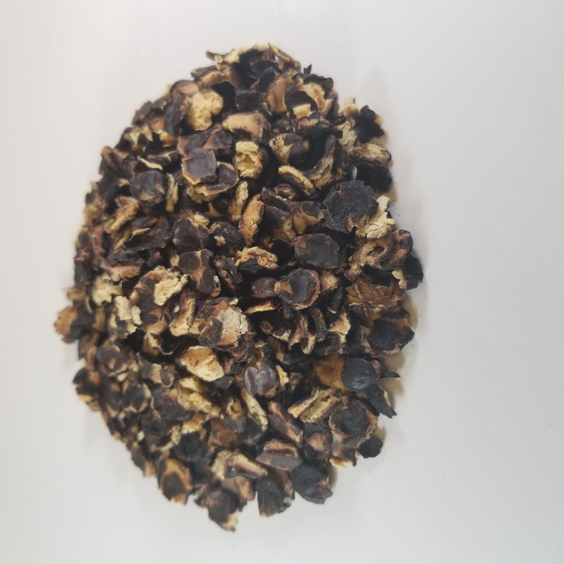 Heavily Bumped Black Beans, 50LB Bag