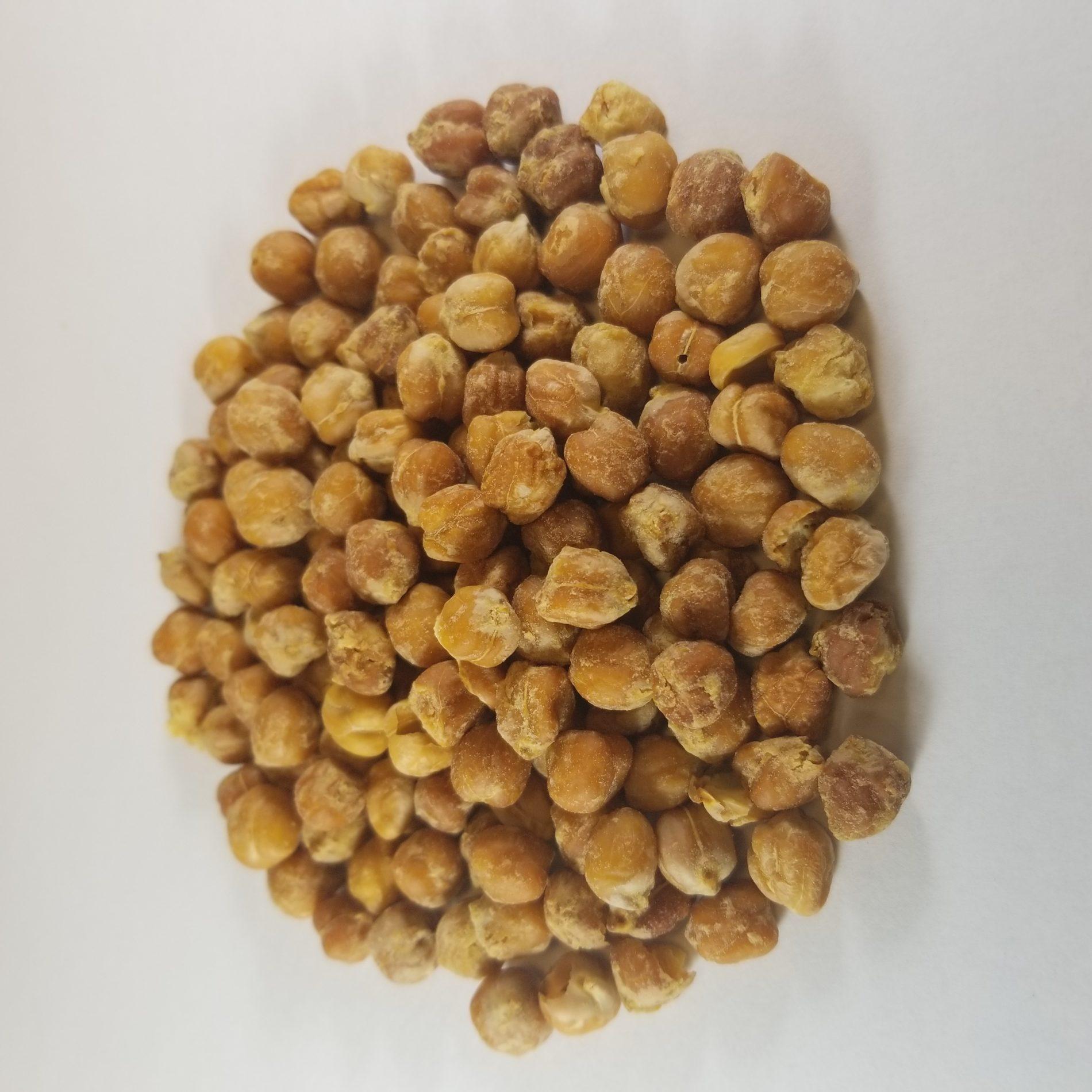 Organic Garbanzo Beans, 50LB Bag/1000LB Tote