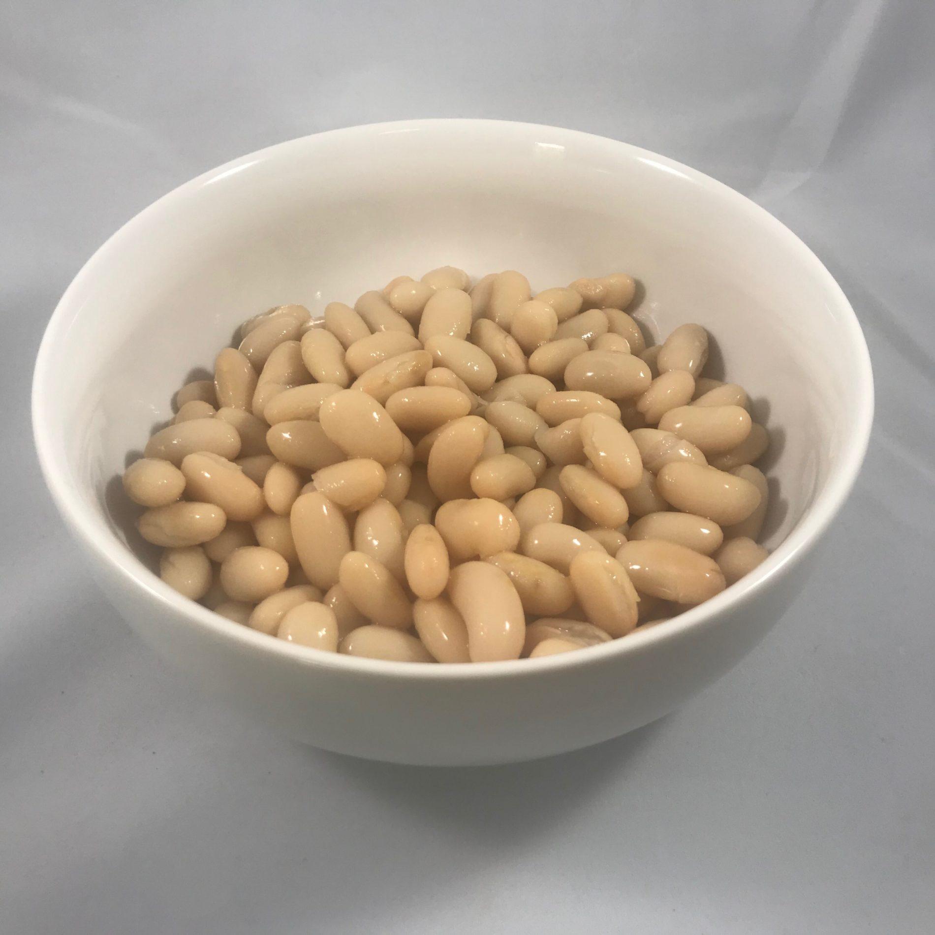 Teasdale Navy Beans,  6/108OZ