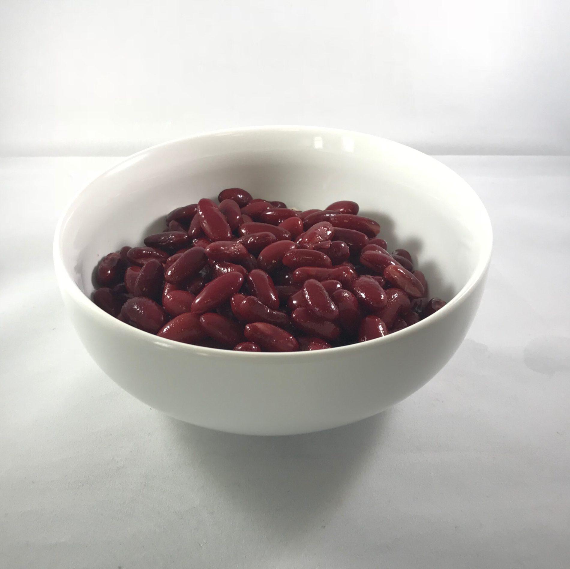 Teasdale Dark Red Kidney Beans, 6/108OZ