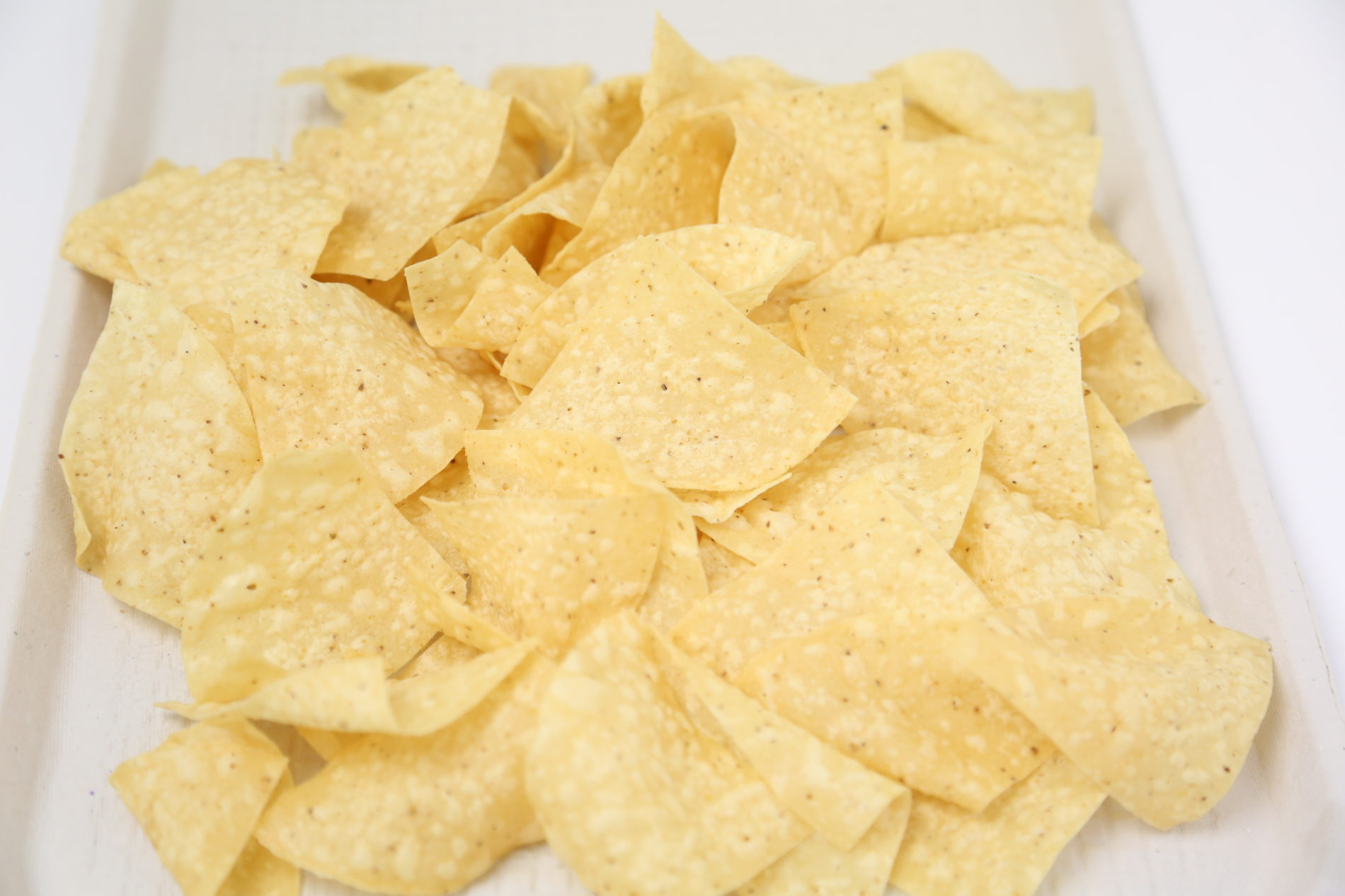 Rudy's White Triangle Rest-Style Chips 5/2lbs