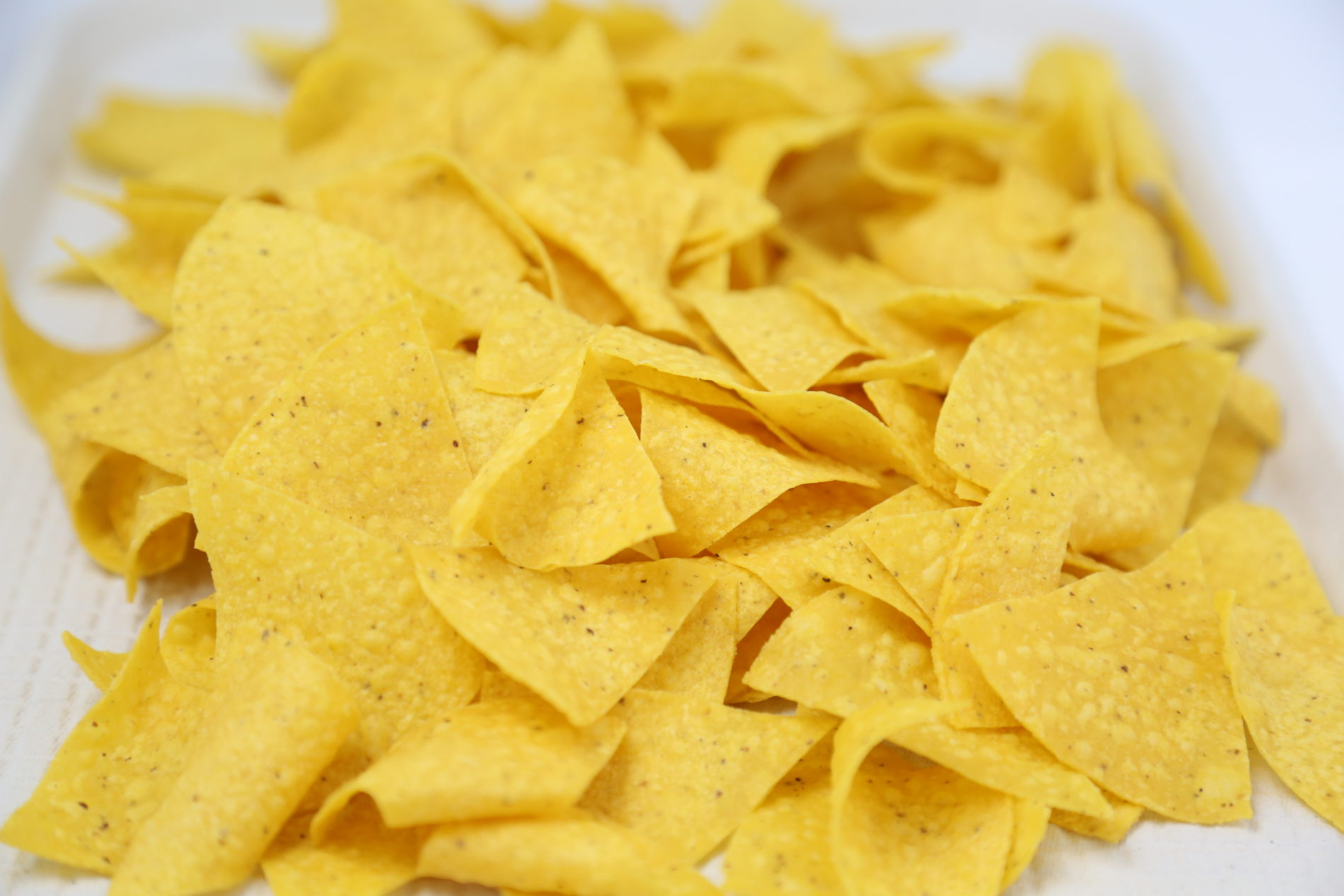 Rudy's  Yellow  Triangle  Salted  Chips  3/2LBS