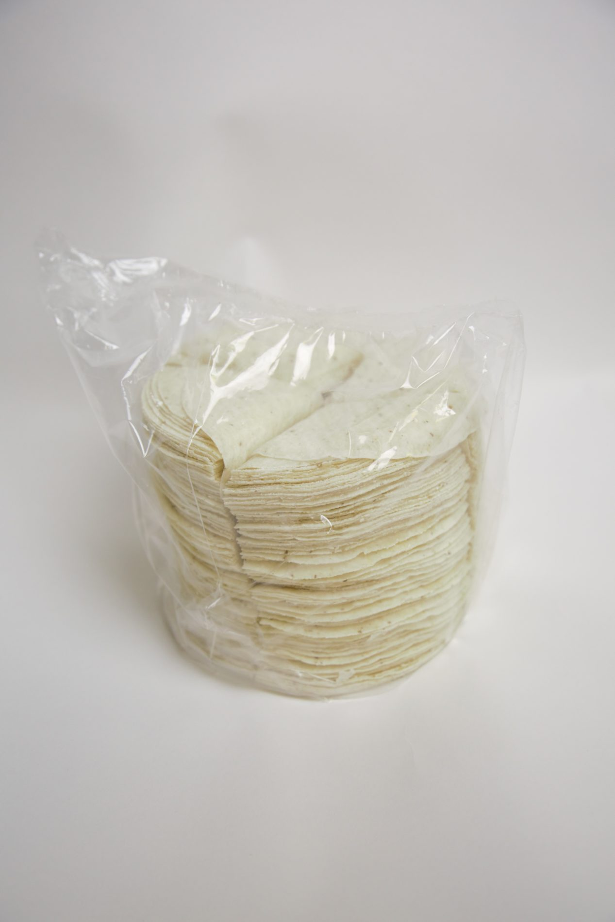Rudy's 4 Part Thin White Stacked Chip Raw 6/15DZ