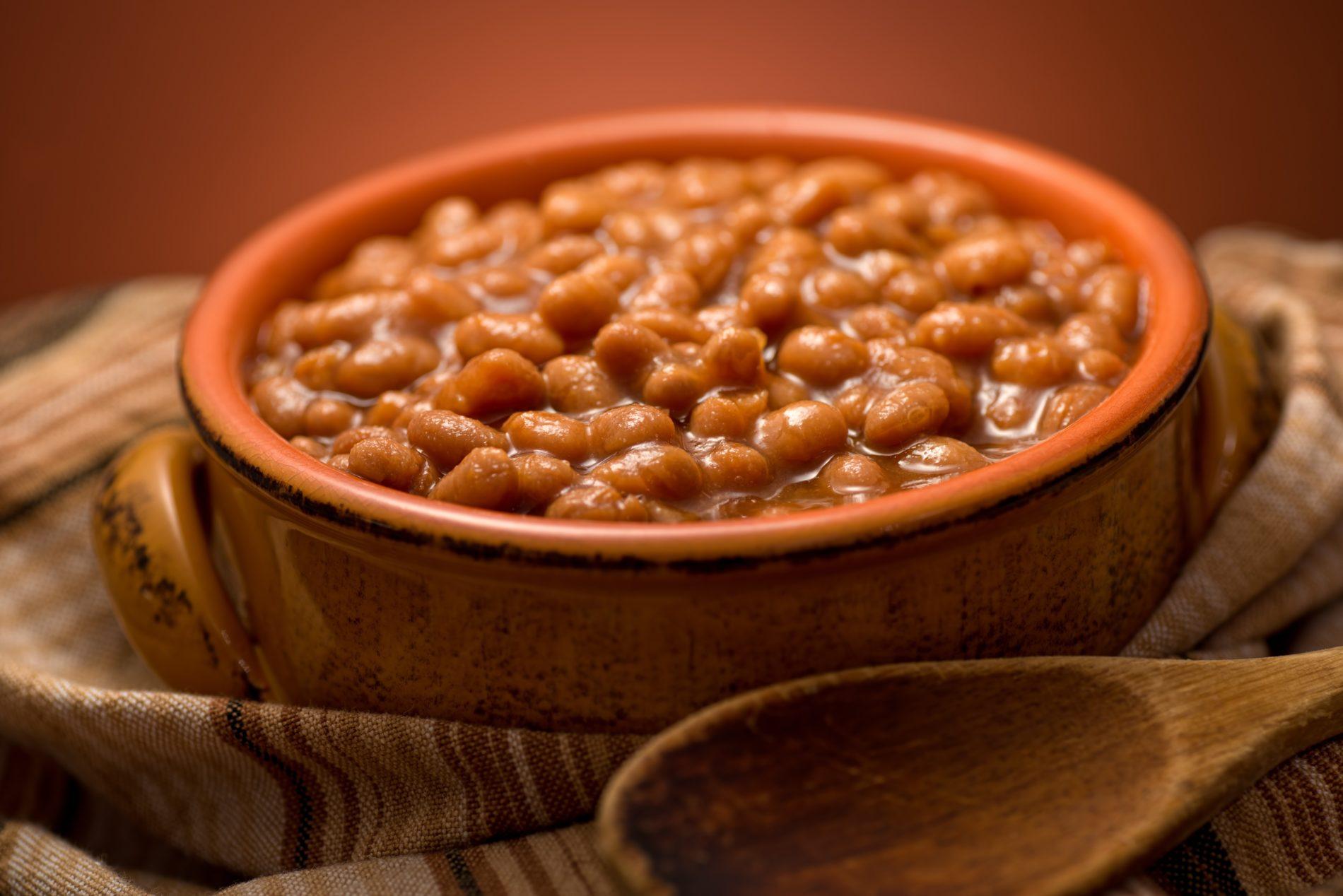 Teasdale Vegetarian Baked Beans, 6/115OZ