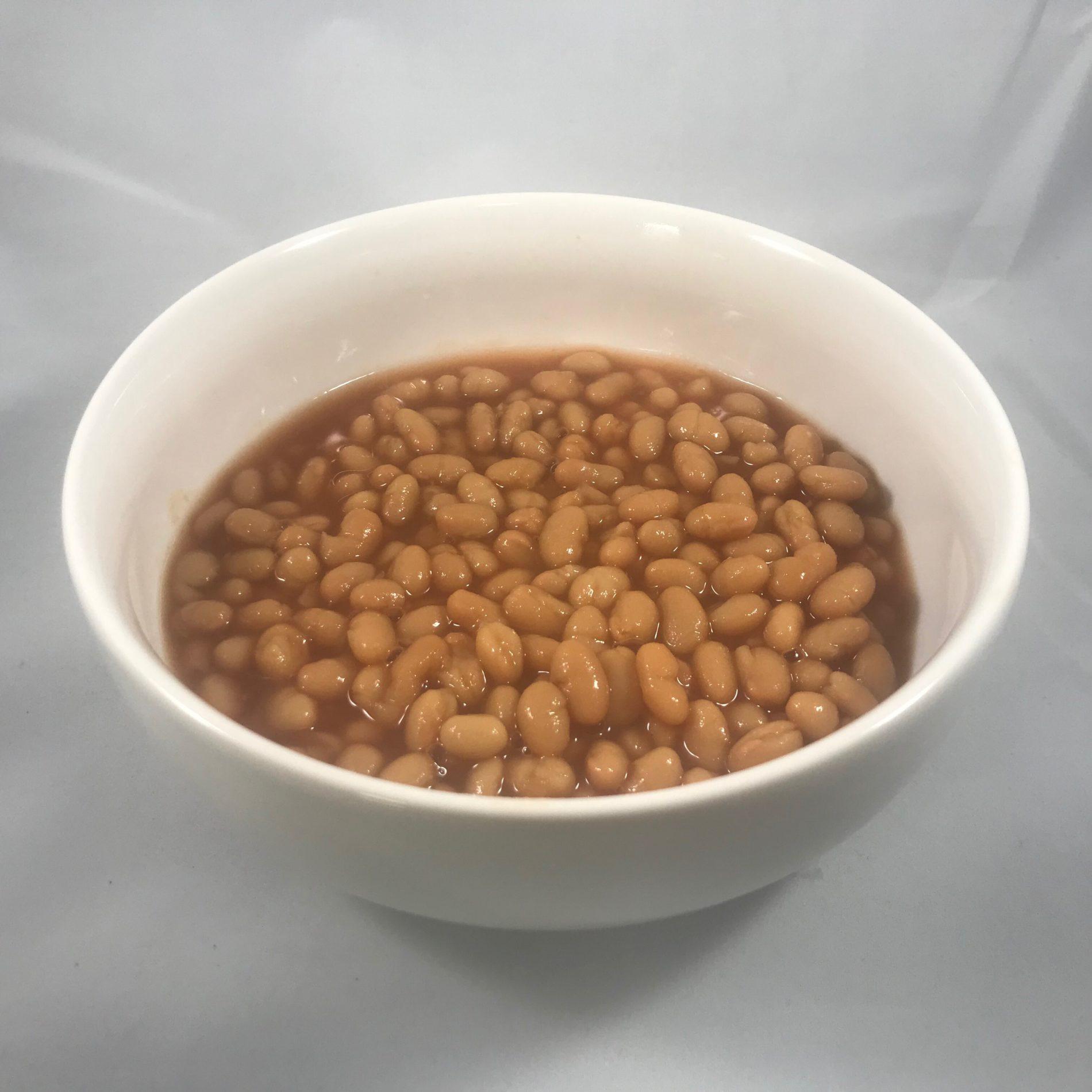 Teasdale Pork And Beans, 6/110OZ
